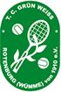 Logo Tennisclub Grün-Weiß Rotenburg von 1910 e.V.