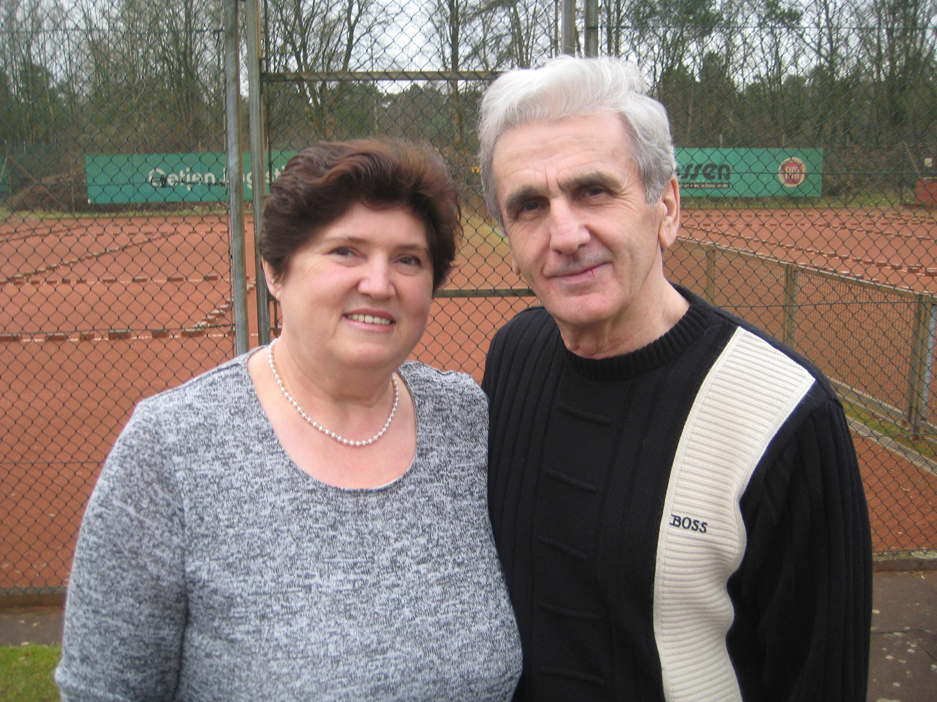 Valentina und Alexander Frizler